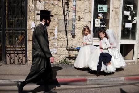 عکسهای جالب,عکسهای جذاب,  یهودیان ارتدوکس