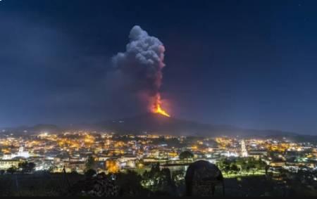 عکسهای جالب,عکسهای جذاب,آتشفشان
