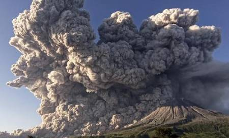 عکسهای جالب,عکسهای جذاب,کوه آتشفشانی