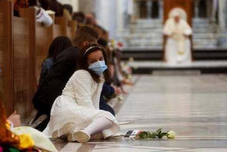 عکسهای جالب,عکسهای جذاب,پاپ فرانسیس