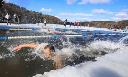 عکسهای جالب,عکسهای جذاب,آب یخ زده