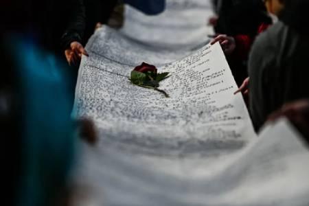 عکسهای جالب,عکسهای جذاب,نام قربانیان