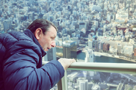 درمان فوبیا ترس از ارتفاع, روشهای جلوگیری یرای ترس از ارتفاع, داروی درمان فوبیا ترس از ارتفاع