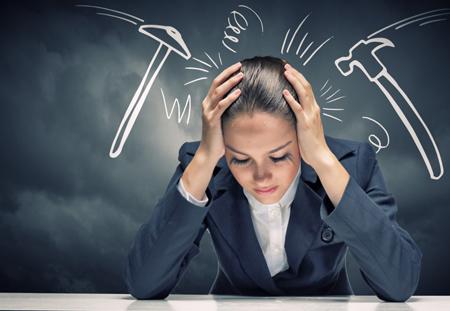 افکار مزاحم,چطور افکار مزاحم را از ذهنتان بیرون کنید