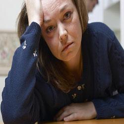 تاثير طلاق روي زنان