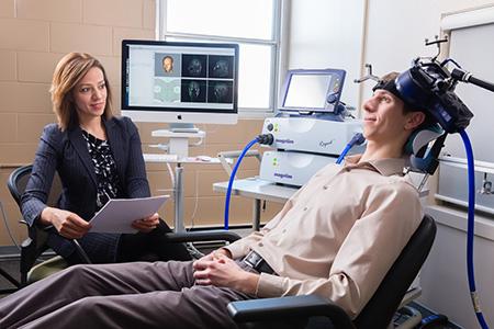 معرفی تحریک مغناطیسی مغز, دستگاه TSM