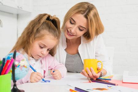 مشق ننوشتن بچه ها,راه حل های مناسب در برخورد با مشق ننوشتن کودکان,بهترین راه حل مشق ننوشتن کودکان