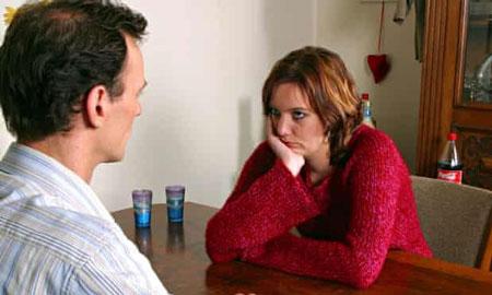 چرا با همسرم راحت نیستم,با همسرم راحت نیستم,چرا هیچ وقت نمی توانم با همسرم راحت باشم