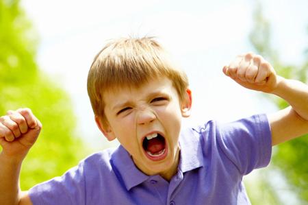 کودک پرخاشگر ,کودک عصبی, رفتار با کودک پرخاشگر
