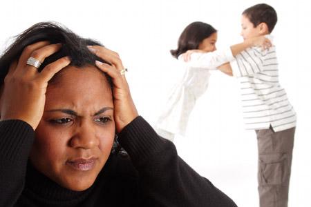 تاثیر استرس والدین ,تاثیر استرس والدین بر روی کودکان,تاثیر استرس والدین بر روی فرزندان