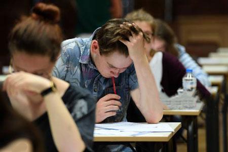 تمرکز در جلسه امتحان,قانون موفقیت در امتحان،تمرکز دانش آموزان