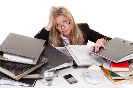استرس شغلی, اضطراب شغلی,دور شدن از استرس شغلی