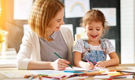 نقش والدین در امور تحصیلی فرزندان,نقش والدین در امور تحصیلی فرزندان چگونه باید باشد,نقش والدین در تحصیل
