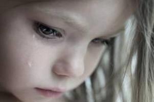 گریه کردن,گریه ی ناشی از اندوه