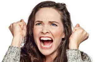 سركوب کردن خشم