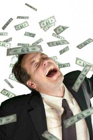 روانشناسي پول,پولدار شدن
