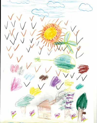 نقاشی بچهها,شخصیتشناسی