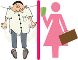 وظایف مردانه ,حمایت کردن از خانواده