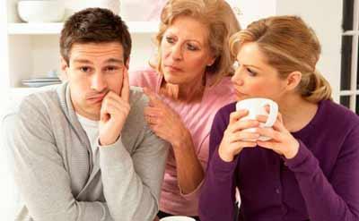 والدین همسر,صلح با والدین همسر