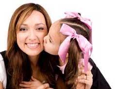 ویژگیهاى مادر نمونه,محبت مادرى