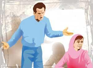 همسر آزاری,همسرآزارها, نشانه همسرآزاری