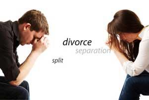 بعد از طلاق,افراد طلاق گرفته, علت واقعی طلاق