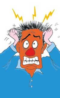 بیماریهای ناشی از استرس,عوامل استرس زا