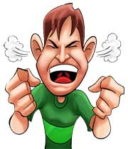 عصبانی بودن ,کنترل اعصاب