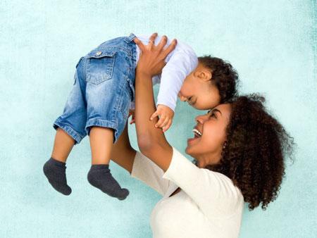 دلبستگی کودکان ,نوعی از دلبستگی, شخصیت یک کودک