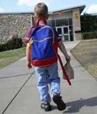 آموزشهای قبل از مدرسه, سنین پیش از دبستان