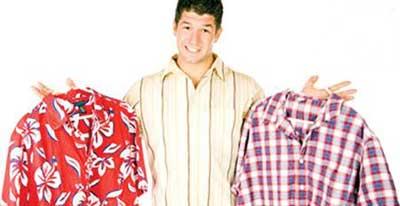 انتخاب لباس ,طرز لباس پوشیدن