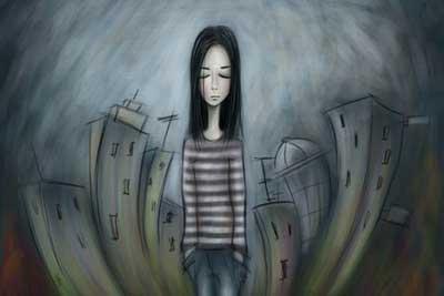 عوامل افسردگی جامعه, مهارت خندیدن ,بالا رفتن آمار افسردگی
