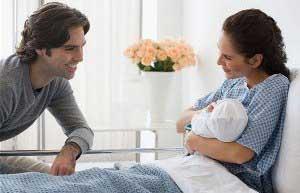 پدران آینده,دوران بارداری