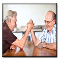 توصیه برای آن هایی که از پیر شدن می ترسند