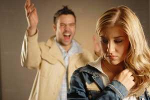 برخورد تند همسر, زندگی مشترك
