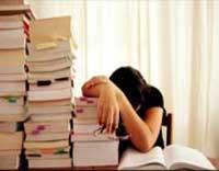 اضطراب امتحان,انواع اضطراب تحصیلی