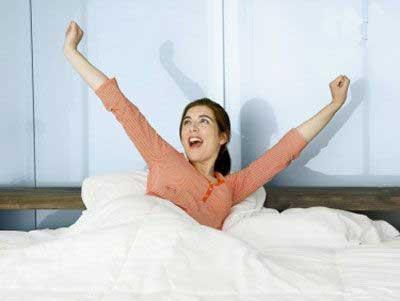 سحرخیزی ,خوابیدن بیش از حد