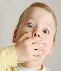 بدزبانی فرزندان,فحش دادن در کودکان,رفتارهای پدر و مادر
