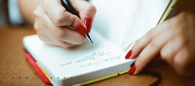 دست خطتان درباره شما چه می گوید؟