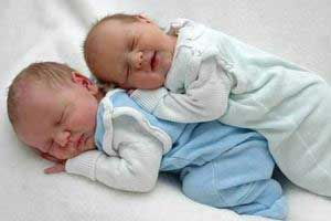 فرزندان دوقلو, بزرگ کردن دوقلوها ,داشتن فرزندان دوقلو