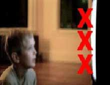 فیلم های غیر اخلاقی در سنین پایین