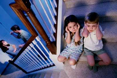 طلاق والدین ,قبل از طلاق ,زندگی زناشویی