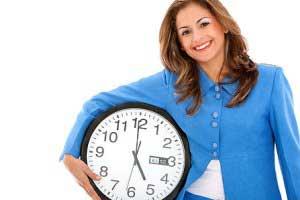 تلف شدن وقت, زمان مفيد , قاتلان وقت