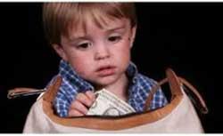 دزدی,دزدی کودکان,مسأله دزدی