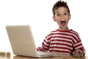 امنیت کودکان,امنیت کودکان در اینترنت, دوستان اینترنتی