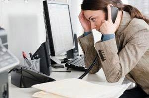 استرس زیاد زنان
