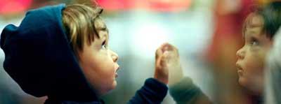 کودک درون,ارتباط با کودک درون,نگاه کودکان
