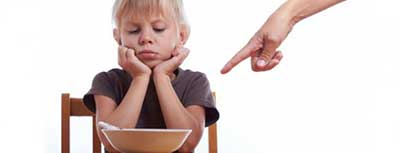 کودک بد غذا,دوران كودكی ,خوردن غذای كودك