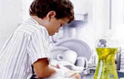 مسئولیت پذیری, مسئولیت پذیری فرزندان , پذیرش مسئولیت
