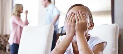 جروبحث در مقابل فرزندان,رابطه سالم بین همسران
